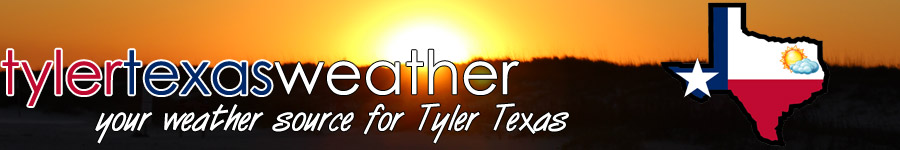 Tyler Texas Weather Logo