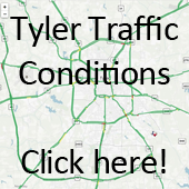 Tyler Traffic Conditions